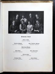 Page 7, 1916 Edition, Binghamton Central High School - Panorama Yearbook (Binghamton, NY) online yearbook collection