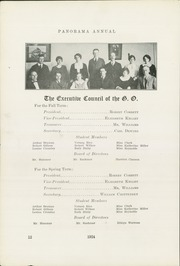 Page 16, 1924 Edition, Binghamton Central High School - Panorama Yearbook (Binghamton, NY) online yearbook collection