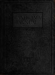 1925 Edition, Binghamton Central High School - Panorama Yearbook (Binghamton, NY)
