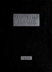 1926 Edition, Binghamton Central High School - Panorama Yearbook (Binghamton, NY)