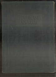1928 Edition, Binghamton Central High School - Panorama Yearbook (Binghamton, NY)