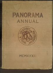 Page 1, 1932 Edition, Binghamton Central High School - Panorama Yearbook (Binghamton, NY) online yearbook collection