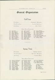 Page 17, 1932 Edition, Binghamton Central High School - Panorama Yearbook (Binghamton, NY) online yearbook collection