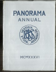 1936 Edition, Binghamton Central High School - Panorama Yearbook (Binghamton, NY)