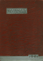 1951 Edition, Binghamton Central High School - Panorama Yearbook (Binghamton, NY)