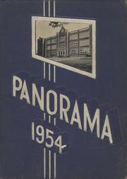 1954 Edition, Binghamton Central High School - Panorama Yearbook (Binghamton, NY)