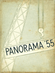 1955 Edition, Binghamton Central High School - Panorama Yearbook (Binghamton, NY)