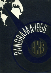 1956 Edition, Binghamton Central High School - Panorama Yearbook (Binghamton, NY)