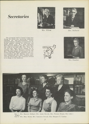 Page 11, 1957 Edition, Binghamton Central High School - Panorama Yearbook (Binghamton, NY) online yearbook collection