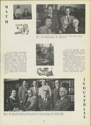 Page 13, 1957 Edition, Binghamton Central High School - Panorama Yearbook (Binghamton, NY) online yearbook collection