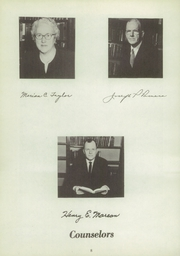 Page 12, 1958 Edition, Binghamton Central High School - Panorama Yearbook (Binghamton, NY) online yearbook collection