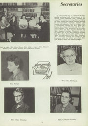Page 13, 1958 Edition, Binghamton Central High School - Panorama Yearbook (Binghamton, NY) online yearbook collection