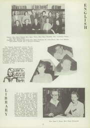 Page 15, 1958 Edition, Binghamton Central High School - Panorama Yearbook (Binghamton, NY) online yearbook collection
