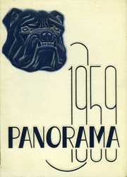 1959 Edition, Binghamton Central High School - Panorama Yearbook (Binghamton, NY)