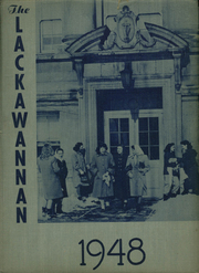Page 1, 1948 Edition, Lackawanna High School - Lackawannan Yearbook (Lackawanna, NY) online yearbook collection