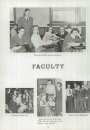 Page 10, 1948 Edition, Lackawanna High School - Lackawannan Yearbook (Lackawanna, NY) online yearbook collection