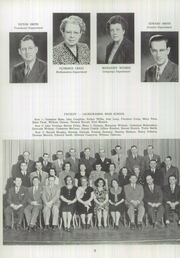 Page 12, 1948 Edition, Lackawanna High School - Lackawannan Yearbook (Lackawanna, NY) online yearbook collection