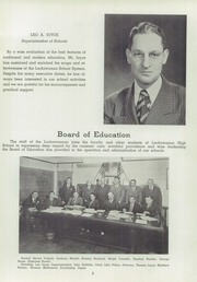 Page 7, 1948 Edition, Lackawanna High School - Lackawannan Yearbook (Lackawanna, NY) online yearbook collection