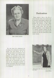 Page 8, 1948 Edition, Lackawanna High School - Lackawannan Yearbook (Lackawanna, NY) online yearbook collection
