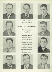 Page 10, 1952 Edition, Lackawanna High School - Lackawannan Yearbook (Lackawanna, NY) online yearbook collection