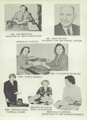 Page 11, 1952 Edition, Lackawanna High School - Lackawannan Yearbook (Lackawanna, NY) online yearbook collection