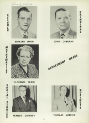 Page 12, 1952 Edition, Lackawanna High School - Lackawannan Yearbook (Lackawanna, NY) online yearbook collection
