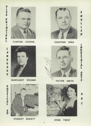 Page 13, 1952 Edition, Lackawanna High School - Lackawannan Yearbook (Lackawanna, NY) online yearbook collection