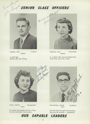 Page 15, 1952 Edition, Lackawanna High School - Lackawannan Yearbook (Lackawanna, NY) online yearbook collection