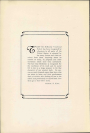 Page 12, 1926 Edition, McKinley High School - President Yearbook (Buffalo, NY) online yearbook collection