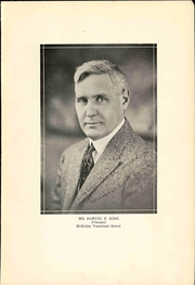 Page 13, 1926 Edition, McKinley High School - President Yearbook (Buffalo, NY) online yearbook collection