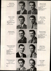 Page 10, 1947 Edition, McKinley High School - President Yearbook (Buffalo, NY) online yearbook collection