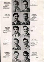 Page 13, 1947 Edition, McKinley High School - President Yearbook (Buffalo, NY) online yearbook collection