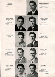 Page 15, 1947 Edition, McKinley High School - President Yearbook (Buffalo, NY) online yearbook collection