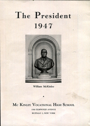 Page 3, 1947 Edition, McKinley High School - President Yearbook (Buffalo, NY) online yearbook collection