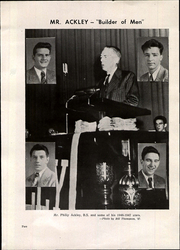 Page 4, 1947 Edition, McKinley High School - President Yearbook (Buffalo, NY) online yearbook collection
