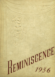 1956 Edition, Harrison High School - Reminiscence Yearbook (Harrison, NY)