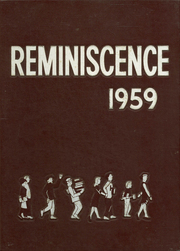 1959 Edition, Harrison High School - Reminiscence Yearbook (Harrison, NY)