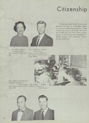 Page 16, 1959 Edition, Harrison High School - Reminiscence Yearbook (Harrison, NY) online yearbook collection