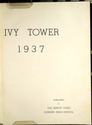Page 7, 1937 Edition, Dunkirk High School - Ivy Tower Yearbook (Dunkirk, NY) online yearbook collection