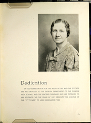 Page 9, 1937 Edition, Dunkirk High School - Ivy Tower Yearbook (Dunkirk, NY) online yearbook collection