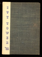 Page 1, 1938 Edition, Dunkirk High School - Ivy Tower Yearbook (Dunkirk, NY) online yearbook collection