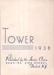 Page 9, 1938 Edition, Dunkirk High School - Ivy Tower Yearbook (Dunkirk, NY) online yearbook collection