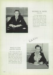 Page 14, 1944 Edition, Dunkirk High School - Ivy Tower Yearbook (Dunkirk, NY) online yearbook collection