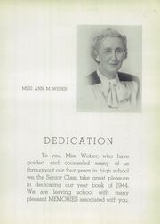 Page 9, 1944 Edition, Dunkirk High School - Ivy Tower Yearbook (Dunkirk, NY) online yearbook collection