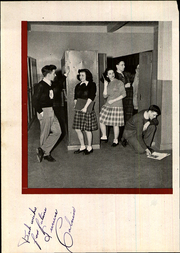 Page 10, 1945 Edition, Dunkirk High School - Ivy Tower Yearbook (Dunkirk, NY) online yearbook collection