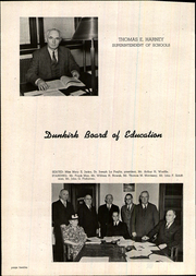 Page 16, 1945 Edition, Dunkirk High School - Ivy Tower Yearbook (Dunkirk, NY) online yearbook collection