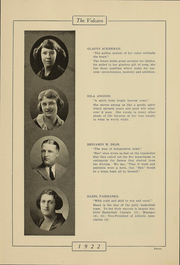Page 10, 1922 Edition, Hornell High School - Maple Leaf Yearbook (Hornell, NY) online yearbook collection
