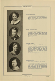 Page 14, 1922 Edition, Hornell High School - Maple Leaf Yearbook (Hornell, NY) online yearbook collection