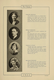 Page 16, 1922 Edition, Hornell High School - Maple Leaf Yearbook (Hornell, NY) online yearbook collection