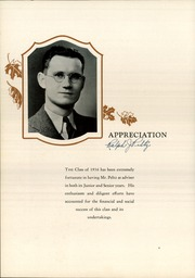 Page 10, 1936 Edition, Hornell High School - Maple Leaf Yearbook (Hornell, NY) online yearbook collection